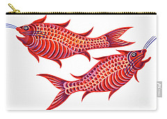 Fish Pisces Carry-all Pouch