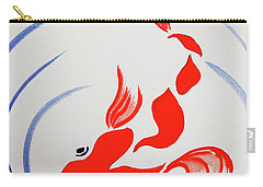 Fish Swish Carry-all Pouch