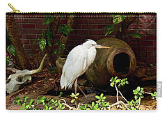 Fish Thief Carry-all Pouch by Carol Bradley