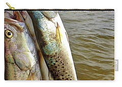 Fisherman's Dream Birthday Card Carry-all Pouch