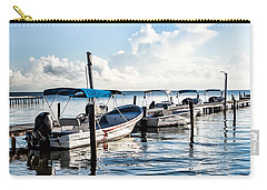 Fisherman's Marina Carry-all Pouch