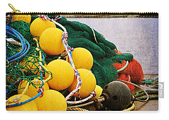 Fisherman's Net Carry-all Pouch