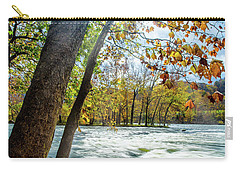 Fisherman's Paradise Carry-all Pouch