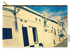 Fishermens' Cottages In Cuitadella Carry-all Pouch