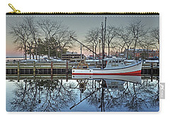 Fishing Boat At Newburyport Carry-all Pouch