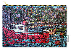 Fishing Boats - Beaver Harbour Carry-all Pouch