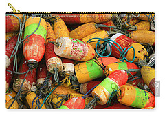 Fishing Buoys Carry-all Pouch