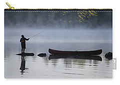Fishing From The Rocks Carry-all Pouch
