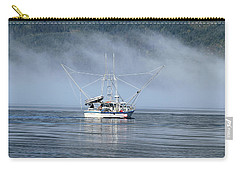 Fishing In Alaska Carry-all Pouch