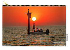 Fishing In Lacombe Louisiana Carry-all Pouch