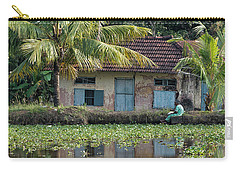 Fishing Carry-all Pouch by Marion Galt