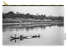 Fishing The Lower Ganges Carry-all Pouch