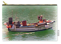 Fishing Vessel  Carry-all Pouch