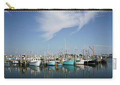 Fishing Vessels At Galilee Rhode Island Carry-all Pouch