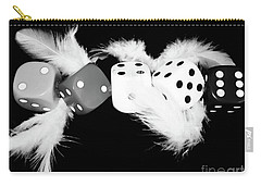 Five Dice Wish  Carry-all Pouch