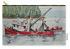 Five Miles Out Of Valdez Carry-all Pouch