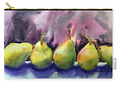 Five Pears Carry-all Pouch