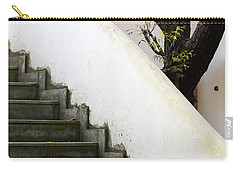 Five Steps To Glory Carry-all Pouch by Prakash Ghai