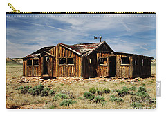 Fixer-upper Carry-all Pouch by Kathy McClure