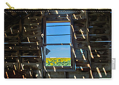 Fixer Upper With A View Carry-all Pouch by Kristal Kraft