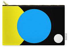 Flag Of Earth Carry-all Pouch