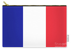 Flag Of France High Quality Authentic Image Carry-all Pouch