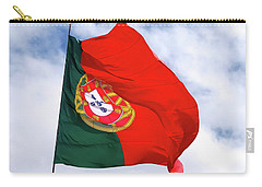 Flag Of Portugal Carry-all Pouch