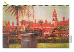 Flagler College Carry-all Pouch by Mary Hubley