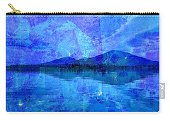Flagstaff Lake Blu Carry-all Pouch