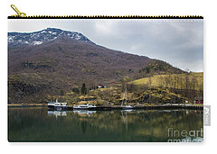 Flam Reflections Carry-all Pouch by Suzanne Luft