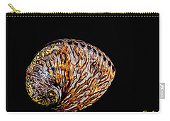 Flame Abalone Carry-all Pouch