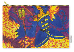 Flame Dancer Carry-all Pouch
