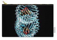 Flame Heart Carry-all Pouch