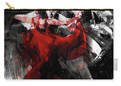 Flamenco Couple Dance  Carry-all Pouch