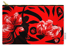 Flamenco-fairy Dance Carry-all Pouch