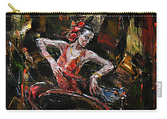 Flamenco II Carry-all Pouch