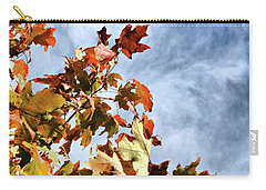 Flaming Foliage Carry-all Pouch