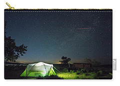 Flaming Sky Carry-all Pouch
