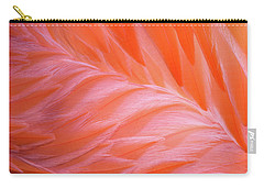Flamingo Flow 1 Carry-all Pouch by Michael Hubley