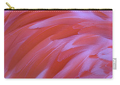 Flamingo Flow 2 Carry-all Pouch by Michael Hubley