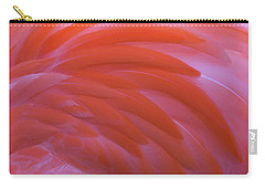 Flamingo Flow 3 Carry-all Pouch by Michael Hubley