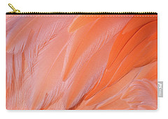 Flamingo Flow 4 Carry-all Pouch by Michael Hubley