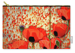 Flanders Fields Carry-all Pouch