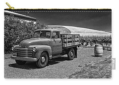Flat Bed Chevrolet Truck Dsc05135 Carry-all Pouch