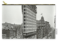 Flatiron Building Construction 1902 Carry-all Pouch