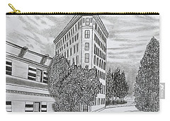 Flatiron In Asheville  Carry-all Pouch