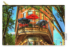 Flatiron Style Pickle Barrel Building Chattanooga Tennessee Carry-all Pouch