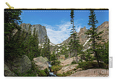 Flattop Mountain Carry-all Pouch