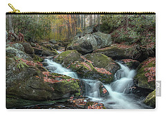 Fleeting Beauty Carry-all Pouch by Mike Eingle