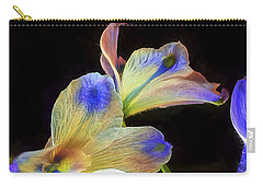 Fleeting Flowers Carry-all Pouch